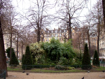 square Trousseau Paris